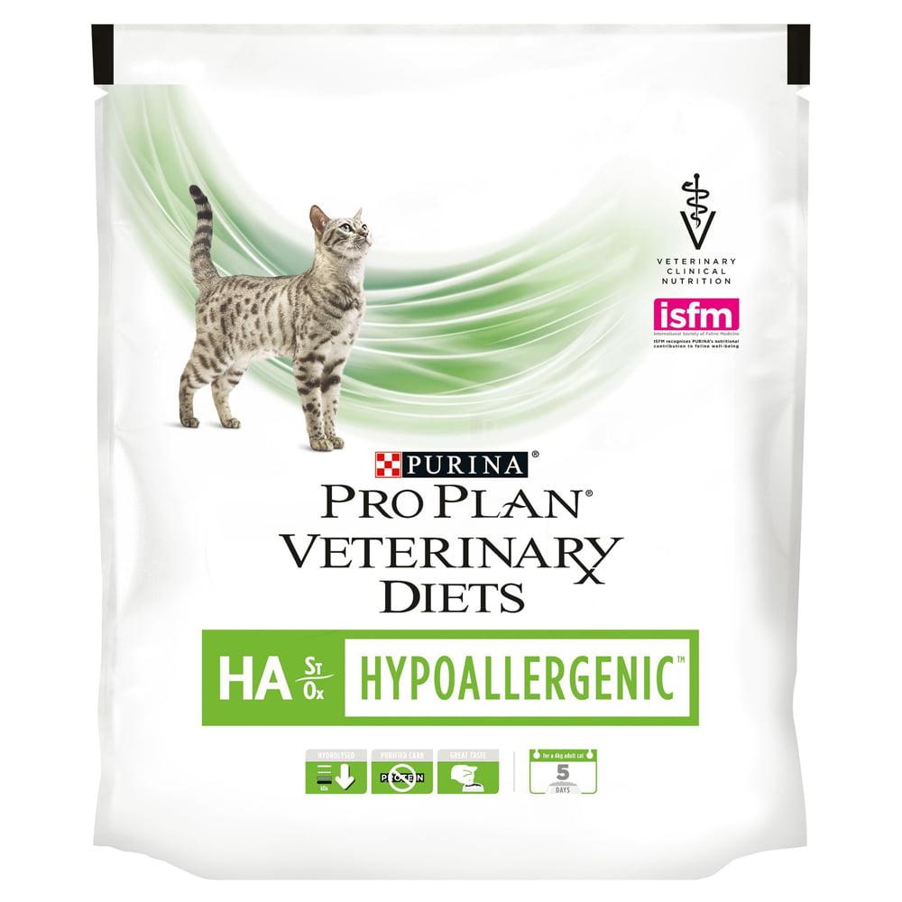 Pro plan veterinary diet HA HypoAllergenic д/кошек сух. (гипоаллергенный) 325 гр.