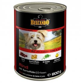 Belcando Best Quality meat with noodle конс. 800г