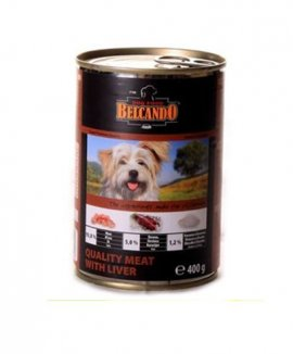 Belcando Best Quality meat with liver конс. 800г