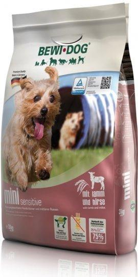 Bewi Dog Mini (ягненок и просо) 12,5кг