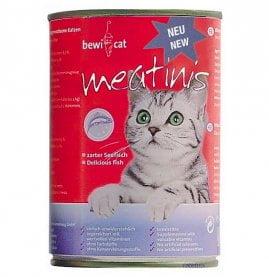 Bewi Cat конс. с рыбой 400г
