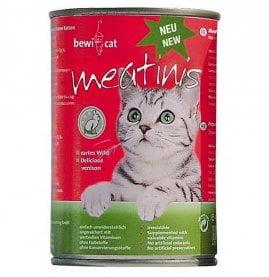 Bewi Cat конс. с олениной 400г