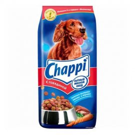 Chappi с говядиной 600г