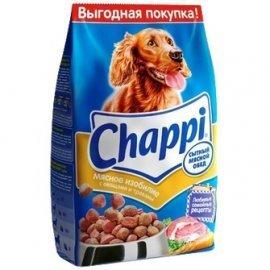 Chappi мясное изобилие 15кг