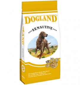 Dogland Sensitive 15кг