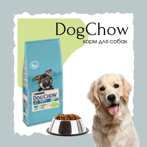 Dog Chow сух.корм