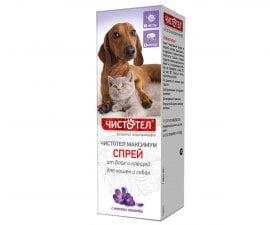 Чистотел Максимум Спрей для кошек и собак 100мл С617