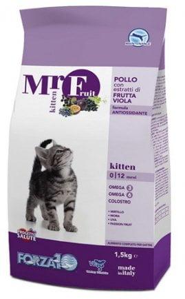 Mr. Fruit Viola Kitten 12кг