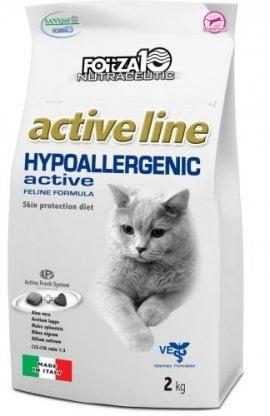 Hypoallergenic Active cat 2кг