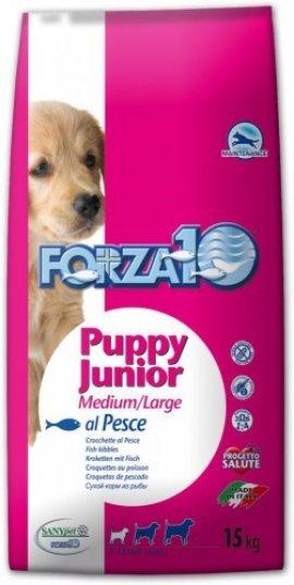 Puppy Junior Medium/Large из рыбы, 15кг