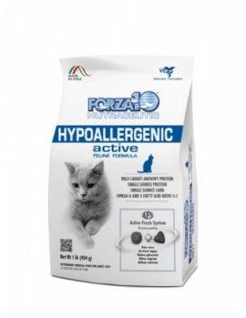 Hypoallergenic Active cat 454г