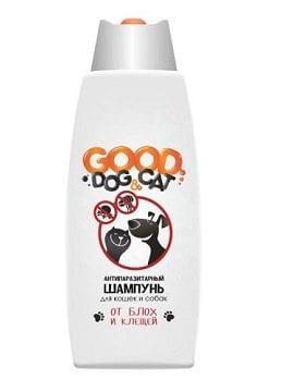 """Good Dog&Cat Антипаразитарный шампунь """"Универсальный"""" для кошек и собак, 250мл"""