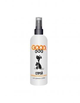 """Good Dog Спрей для щенков и собак """"Ликвидатор меток и запаха"""", 150мл"""