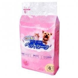 HAKASE AREKKUSU Японские-впитывающие коврики ароматизированные 33*45см 12шт, арт.3757