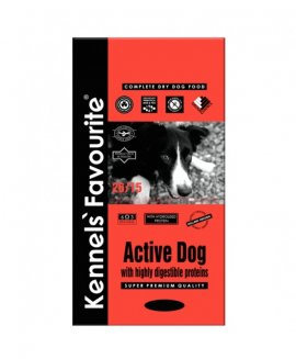 Kennels' Favourite Active Dog 4кг