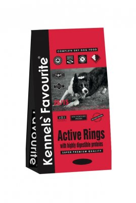 Kennels` Favourite Active Rings 4кг