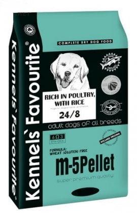 Kennels` Favourite M-5 Pellet 15кг