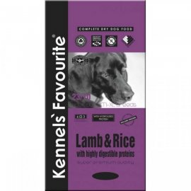 Kennels` Favourite Lamb&Rice 20кг