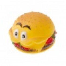"""Игрушка винил """"Гамбургер с глазами"""" 8*6см Пет Лайн"""