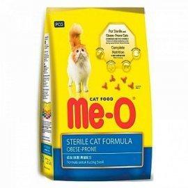 Me-O корм для кастрированных котов и стерилизованных кошек, 7кг
