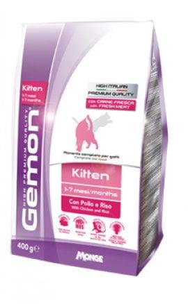 Gemon Kitten с курицей, 1,5кг/9710