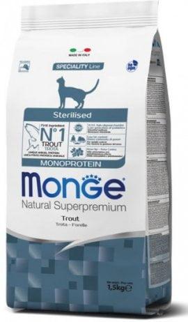 Monge Function Line Adult Sterilized 1,5кг/5494