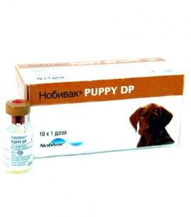 Вакцина Нобивак Puppy
