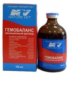 Гемобаланс р-р 100мл