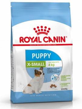 Корм Royal Canin X-Small Puppy 1,5кг для щенков миниатюрных пород