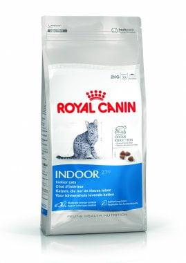 Корм INDOOR 27, 10кг для кошек живущих в помещениях