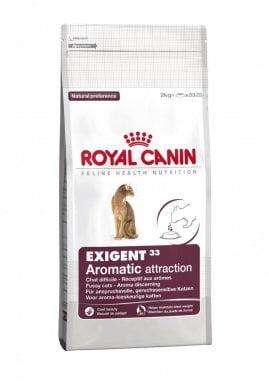 Корм EXIGENT 33 AROMATIC 10кг для кошек