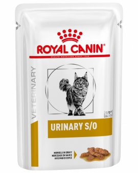 URINARY CHI CAT POUCH 12*85г