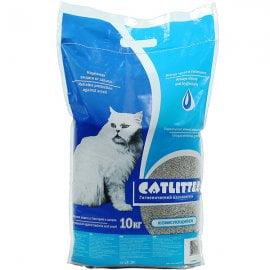Наполнитель CATLITTER комкующийся 10 кг