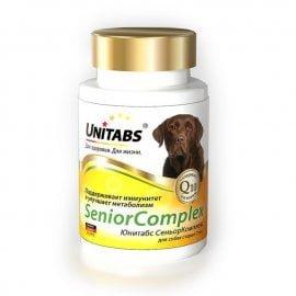 Unitabs SeniorComplex ежедневные для собак старше 7 лет(100таб), U209