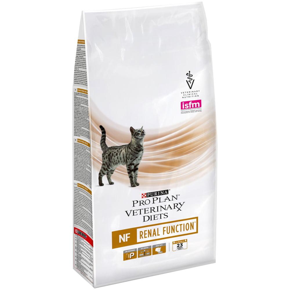 Pro plan veterinary diet NF Renal Function д/кошек сух.(заболевания почек) 1,5кг