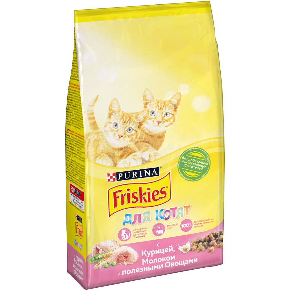 Friskies для котят, 2кг