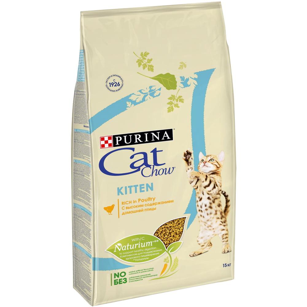 Cat Chow Kitten, 15кг
