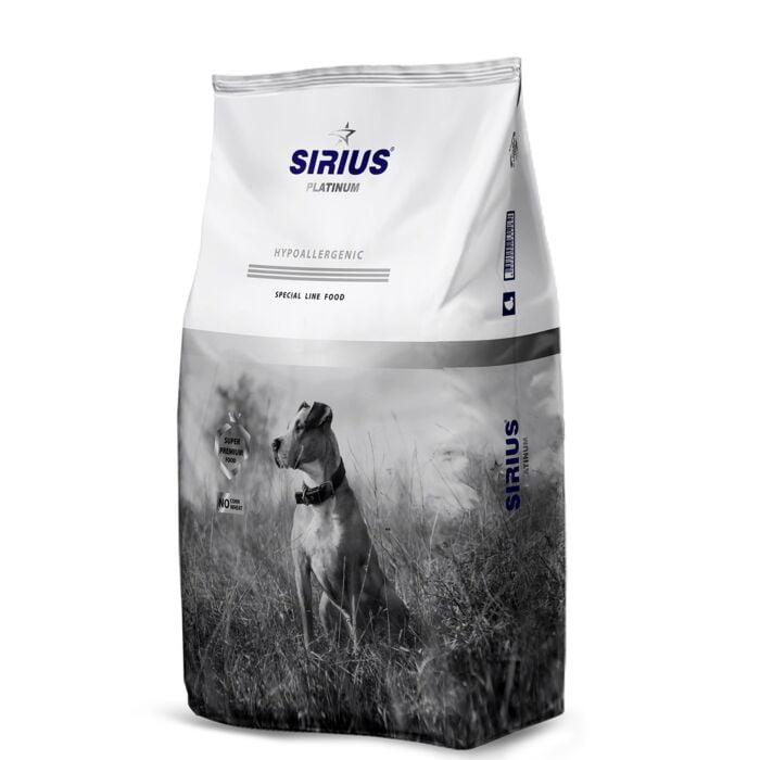 Корм для взрослых собак Индейка с овощами «SIRIUS» 3 кг