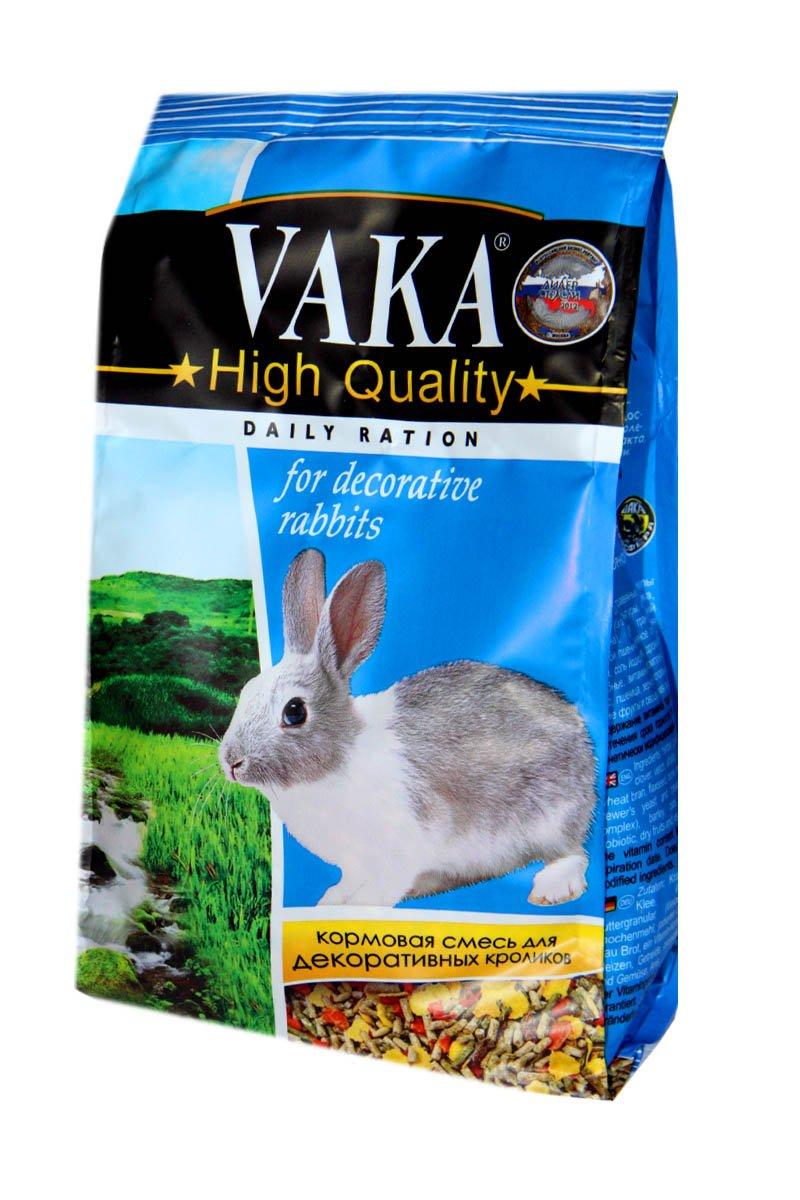 Корм ВАКА High Quality д/кроликов 500г