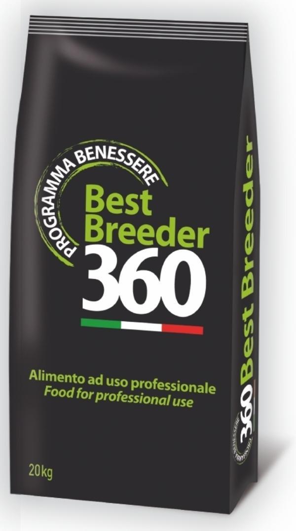 Best Breeder Complete A/R , ягненок, 20кг