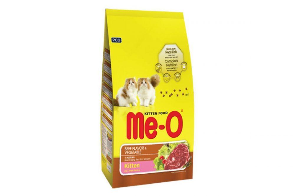 Ме-О Корм для Котят Говядина с овощами, 15 кг